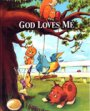God Loves Me Personalized Book