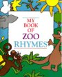 My Book of Zoo Rhymes Personalized Book