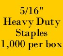 Staples, Heavy Duty - Product Image